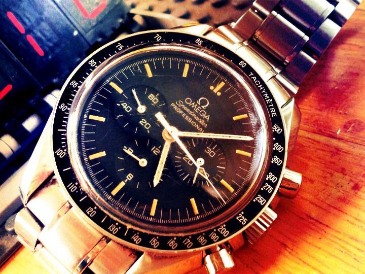 アメリカ航空宇宙局公認の腕時計 / 男心をくすぐる宇宙と腕時計とクラフトビールの関係