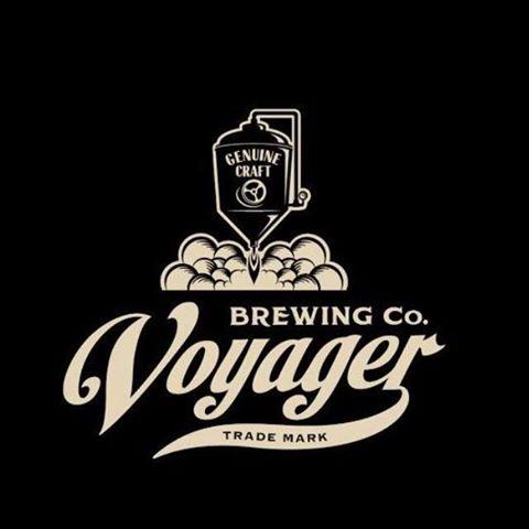商標「VOYAGER BREWING/ボイジャーブルーイング」/ クラフトビールブランド名ようやく決定