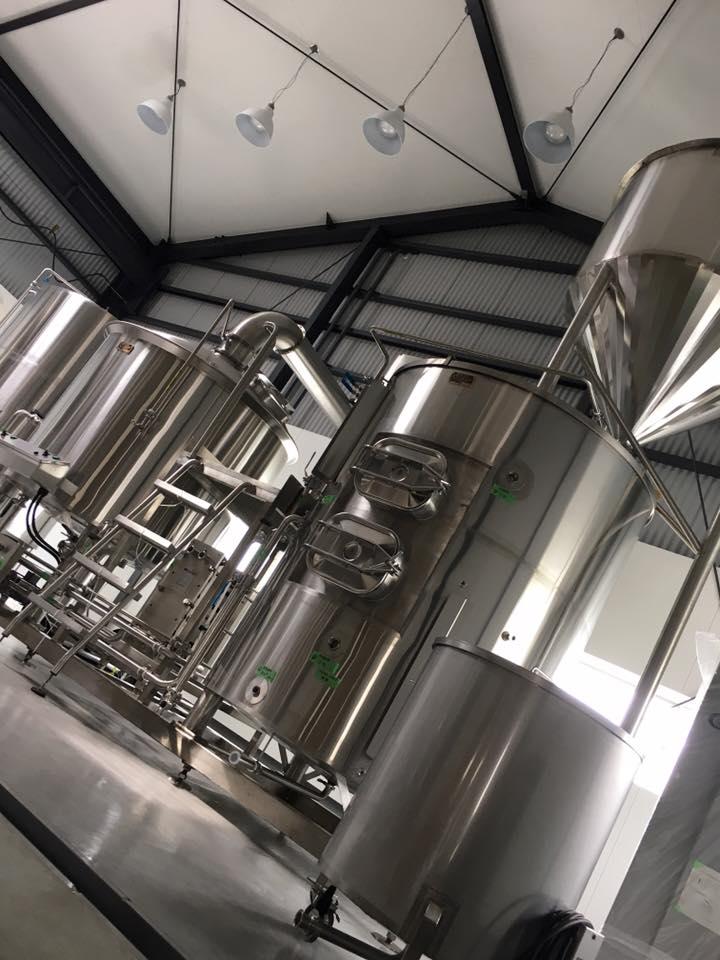 ビール工場を見学に! / VOYAGER TANABE BREWERY